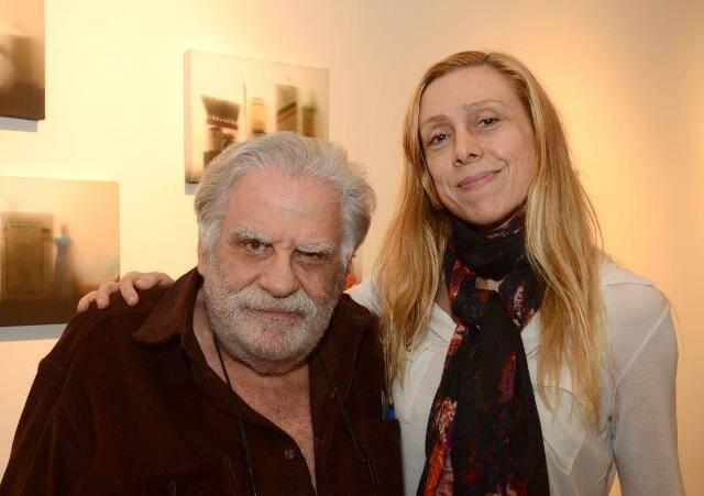 Luiz Rosenberg e Patrícia Miderneier