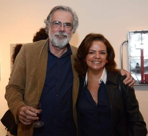 Pedro Tibiriçá e Roma Drumond