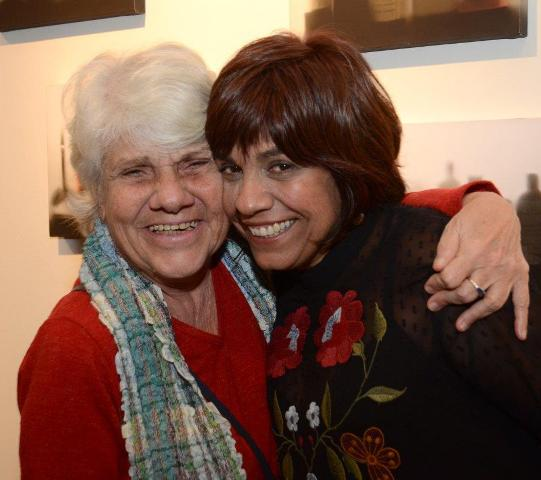 Rosa Douat e Lucília de Assis