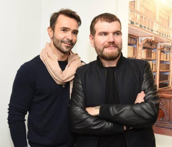 Drausio Gragnani e Guilherme Torres
