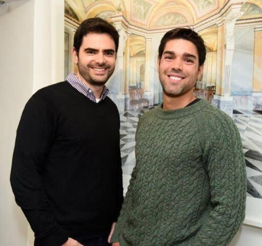 Guilherme Sanaya e Frederico Mattos