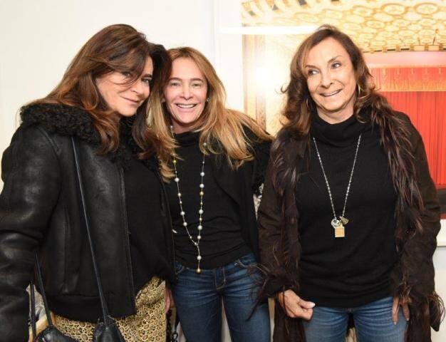 Mariangela Bordon, Maria Eni Bordon e Silvana Tinelli