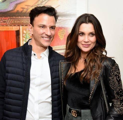 Yuri Seródio e Flávia Alessandra