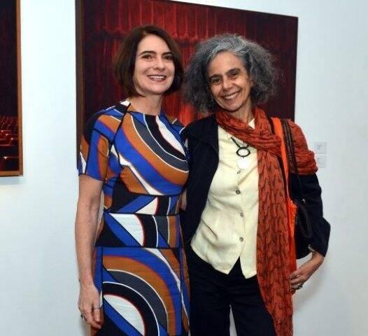 Monica Barki e Ruth Freihof