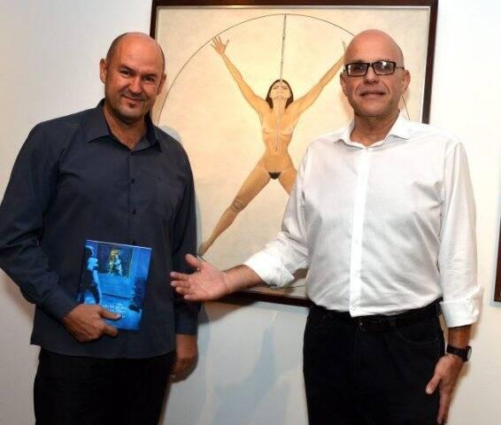Tchello D'Barros e Frederico Dalton