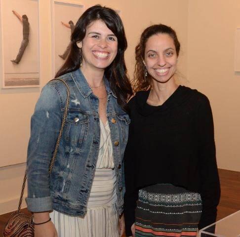 Fernanda Lopes e Daniela Seixas