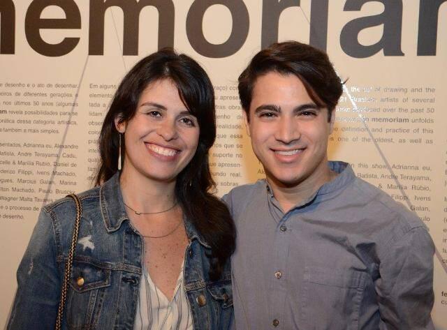 Fernanda Lopes e Rodrigo Andrade
