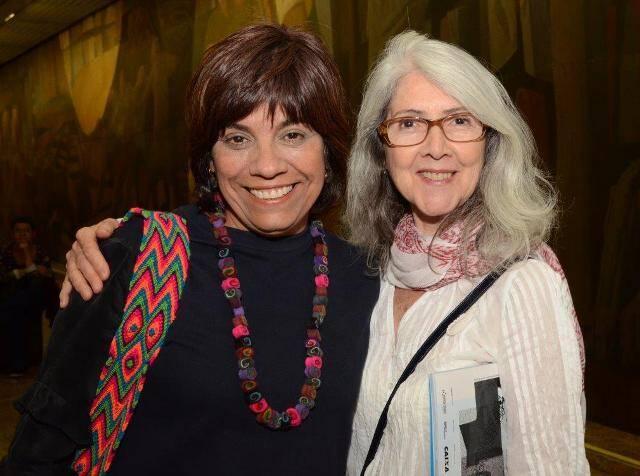 Lucília de Assis e Fabiana Santos