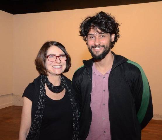 Monica Barki e Alexandre Brandão