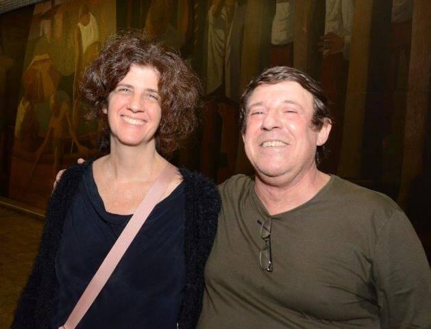 Myriam Pech e Marcelo Vals