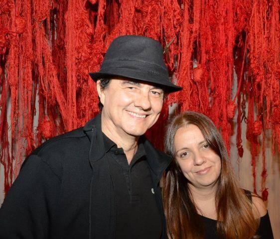 Renato Santana e Adrianna Eu
