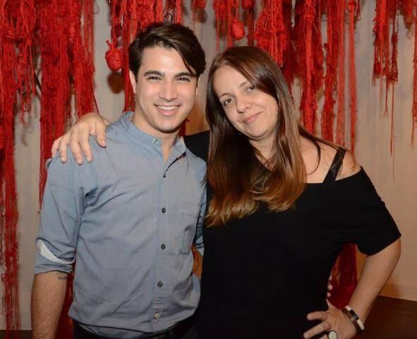 Rodrigo Andrade e Adrianna Eu