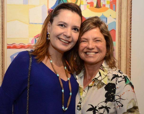 Alice Barbosa Lima e Ericka Salles