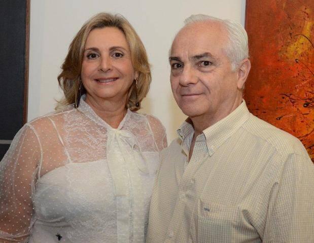 Ângela e Ricardo Fernandez
