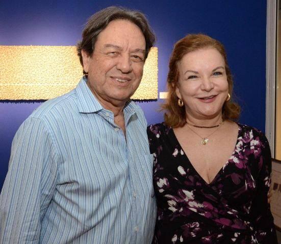 Bruno Neves e Maria Pinheiro Guimarães