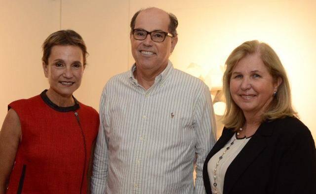 Christina Mac Dowell, Carlos Uchöa e Tisse Pereira