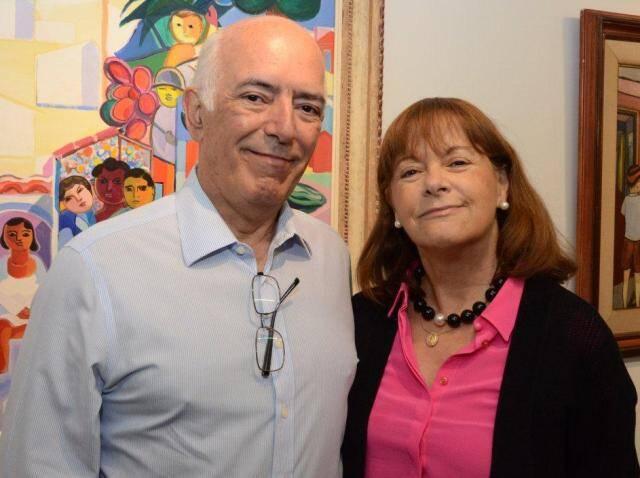 Eduardo e Mônica Barreto