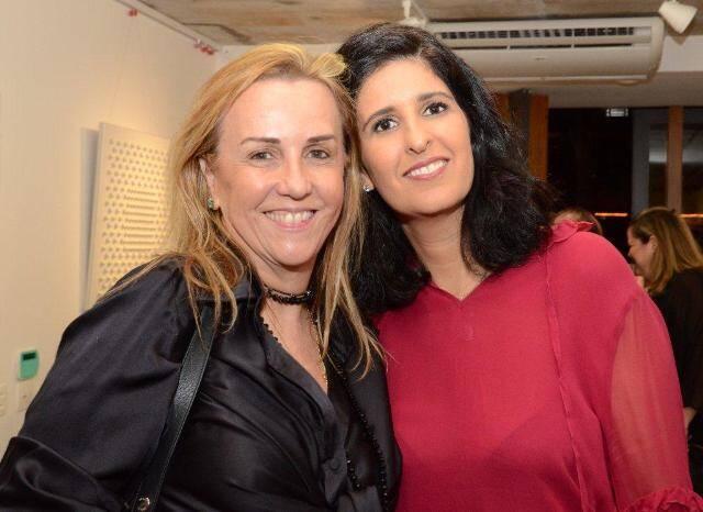 Lucinha Amorim e Luciana Sève