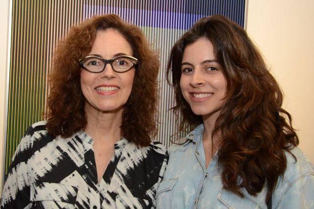 Márcia e Ana Duvivier