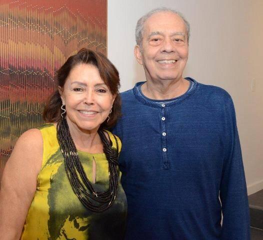 Maria e César Oiticica