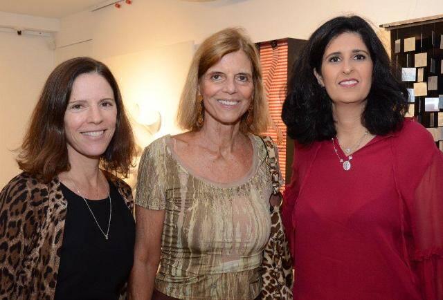 Mariana Monteiro de Carvalho, Maria Celina D'Ecclésia e Luciana Sève