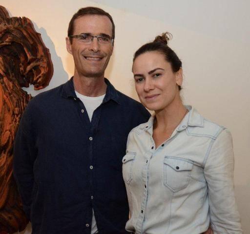 Miguel de Paula Machado e Joana Pezzoli