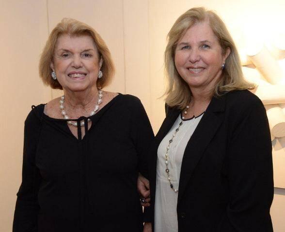 Sarita Galliez e Tisse Pereira
