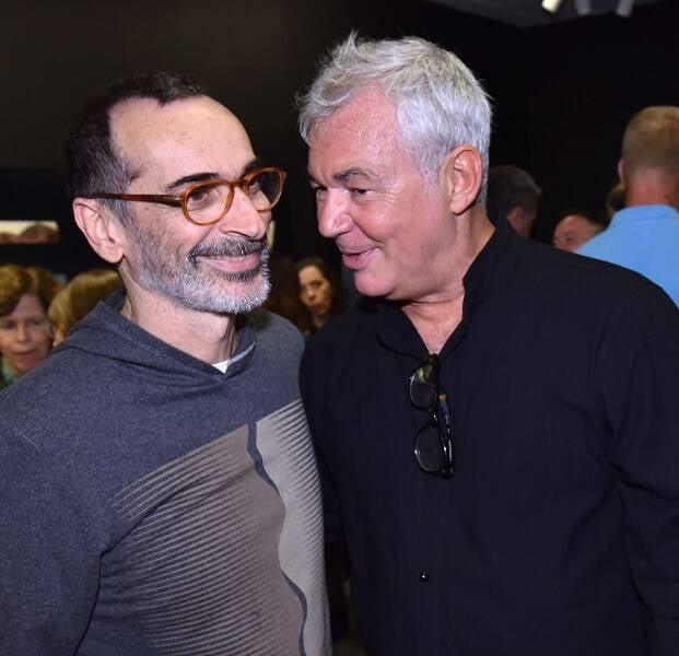 Luiz Zerbini e Marcos Chaves