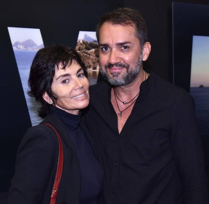 Sandra Arraes e Beto Silva