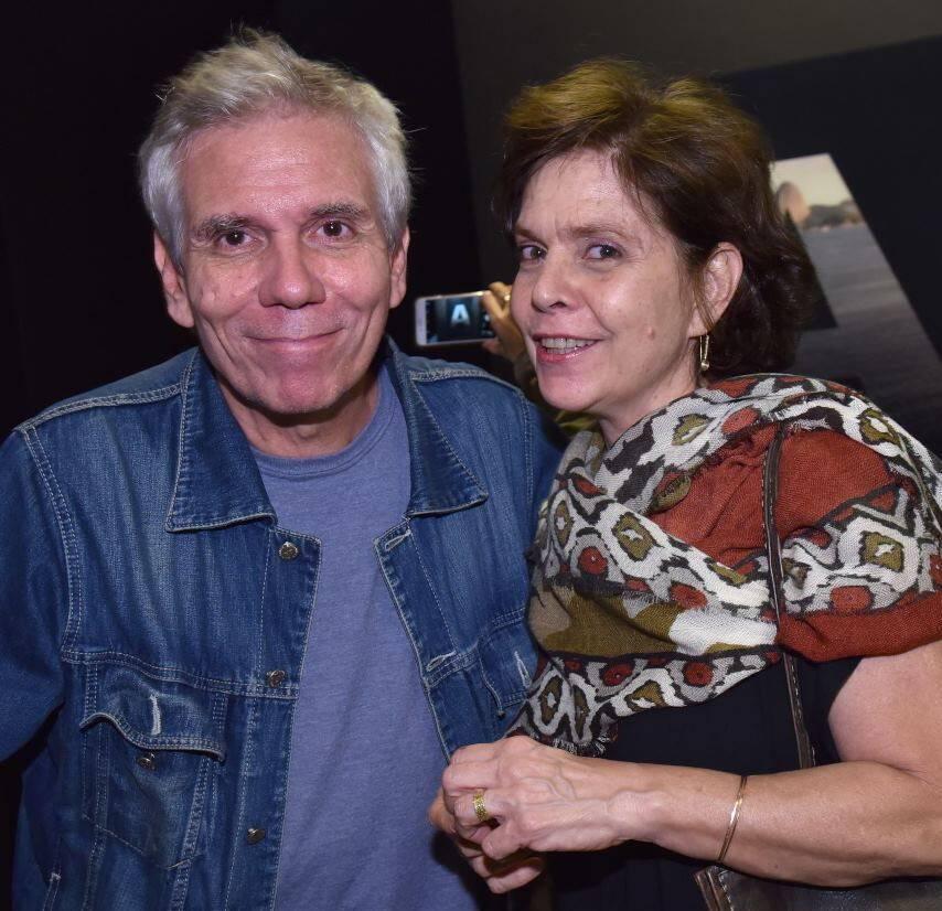 Dedé Costa e Adriana Soares