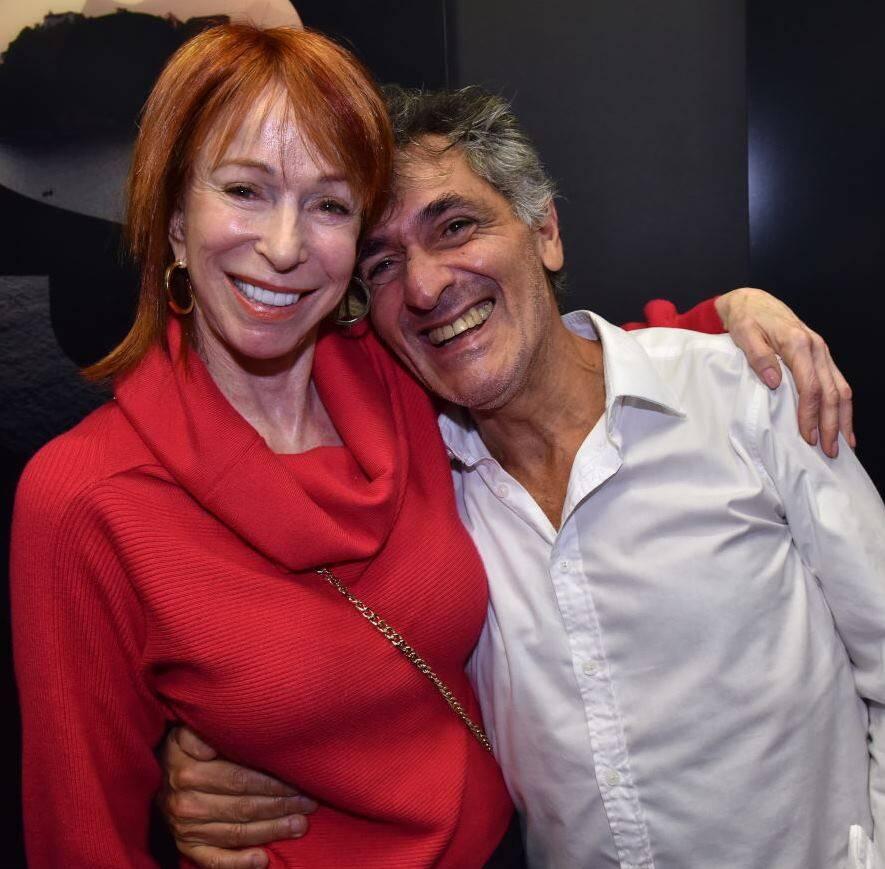 Ruth Chindler e Luiz Pizarro