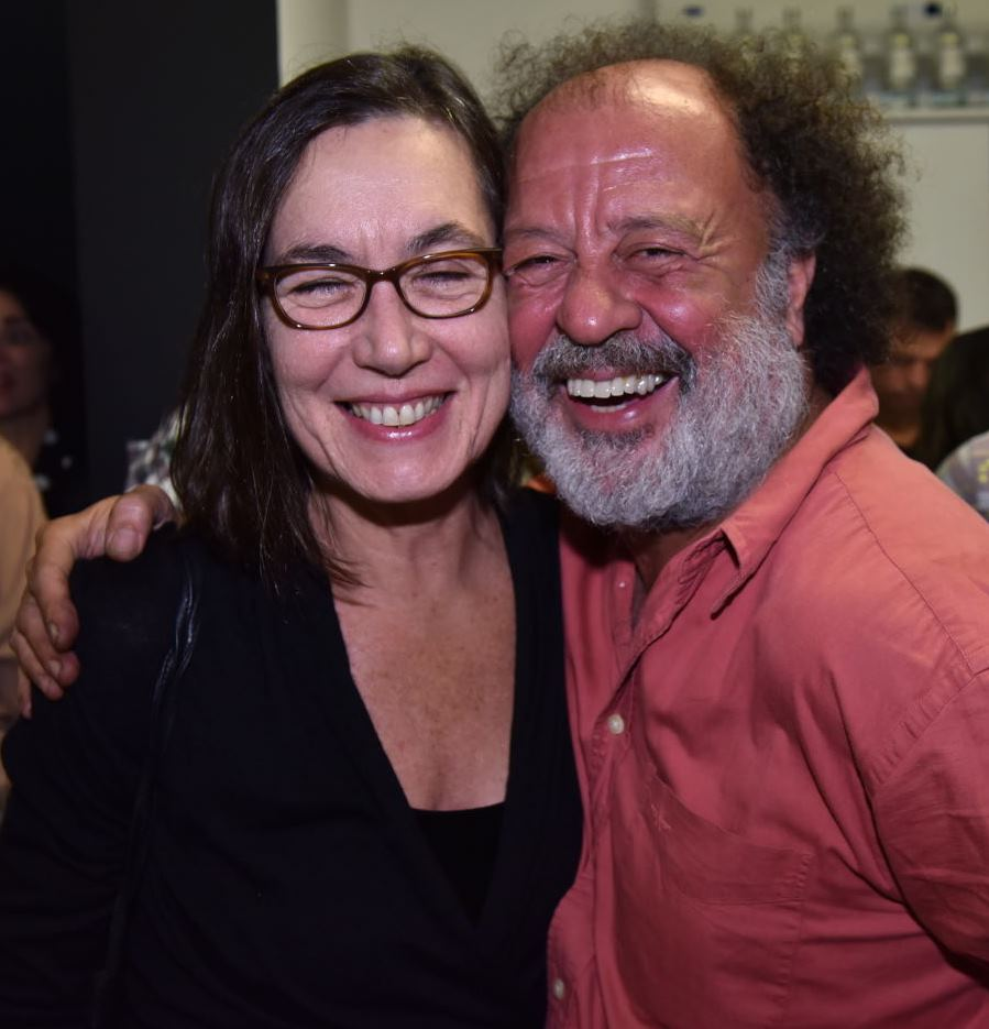 Fernanda Gomes e Ronald Duarte
