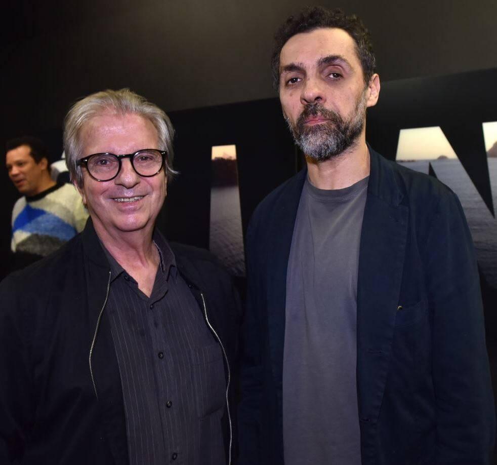 Paulo Sérgio Duarte e José Damasceno
