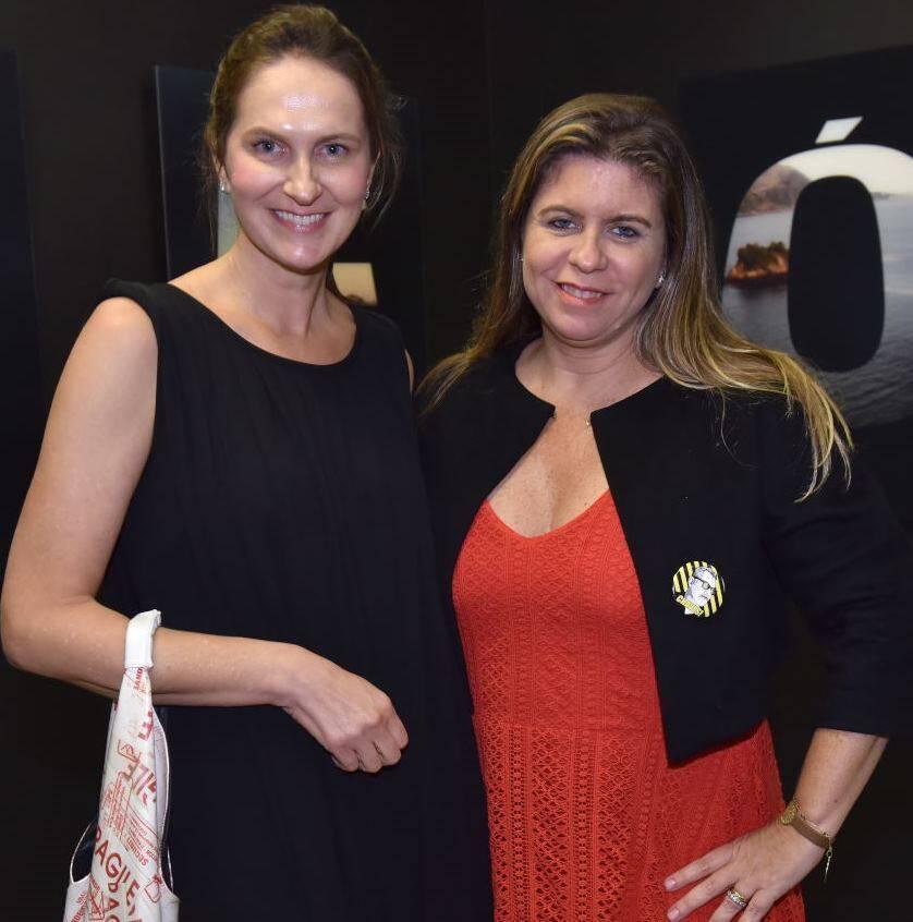 Cristina Pinheiro Guimarães e Alessandra Monteiro de Carvalho
