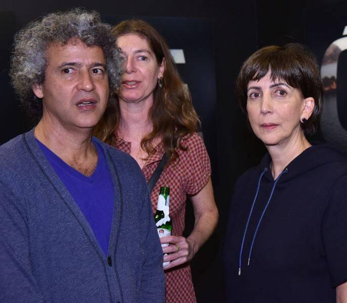 Ernesto Neto, Lili Kemper e Mara Fainziliber