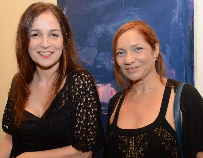 Alessandra Vaghi e Célia Pattacini