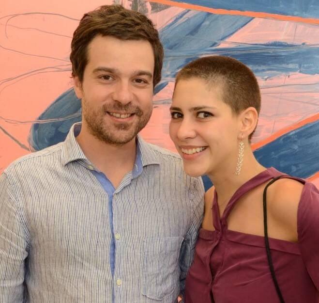 Bruno Dunley e Nathalia Zemel