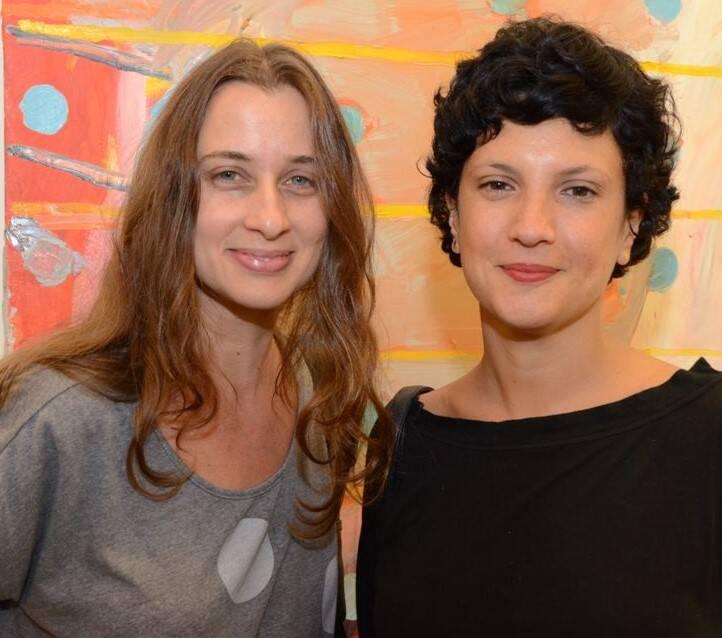 Luiza Baldan e Luiza Mello