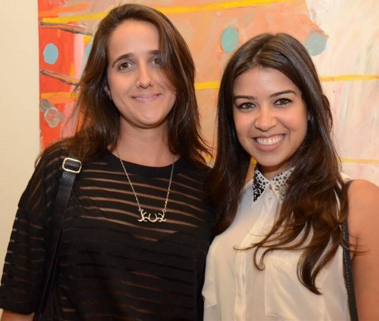 Maria Antônia Guinle e Caroline Dunley