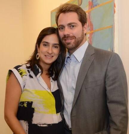Renata Leite Barbosa e Sergio Suchodolski