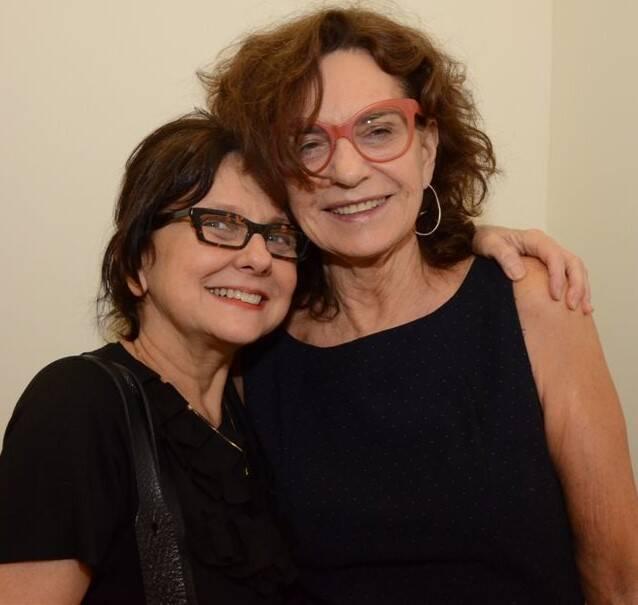 Sara Venosa e Mercedes Viegas