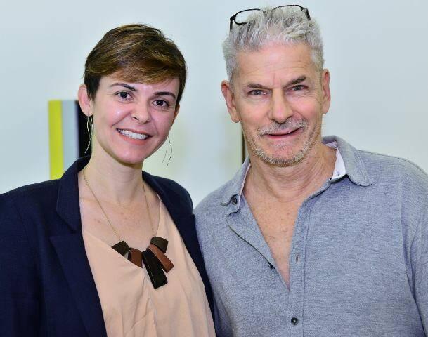 Stefania Paiva e Daniel Feingold