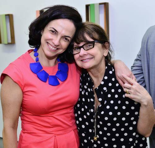 Rosa Marques Moreira e Sara Venosa