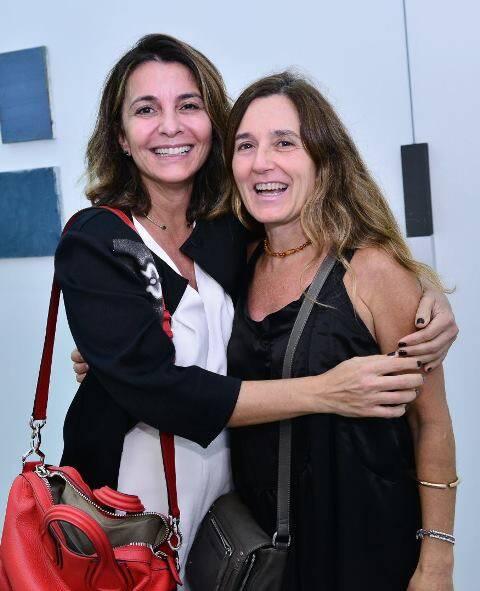 Renata Salgado e Gabriela Machado