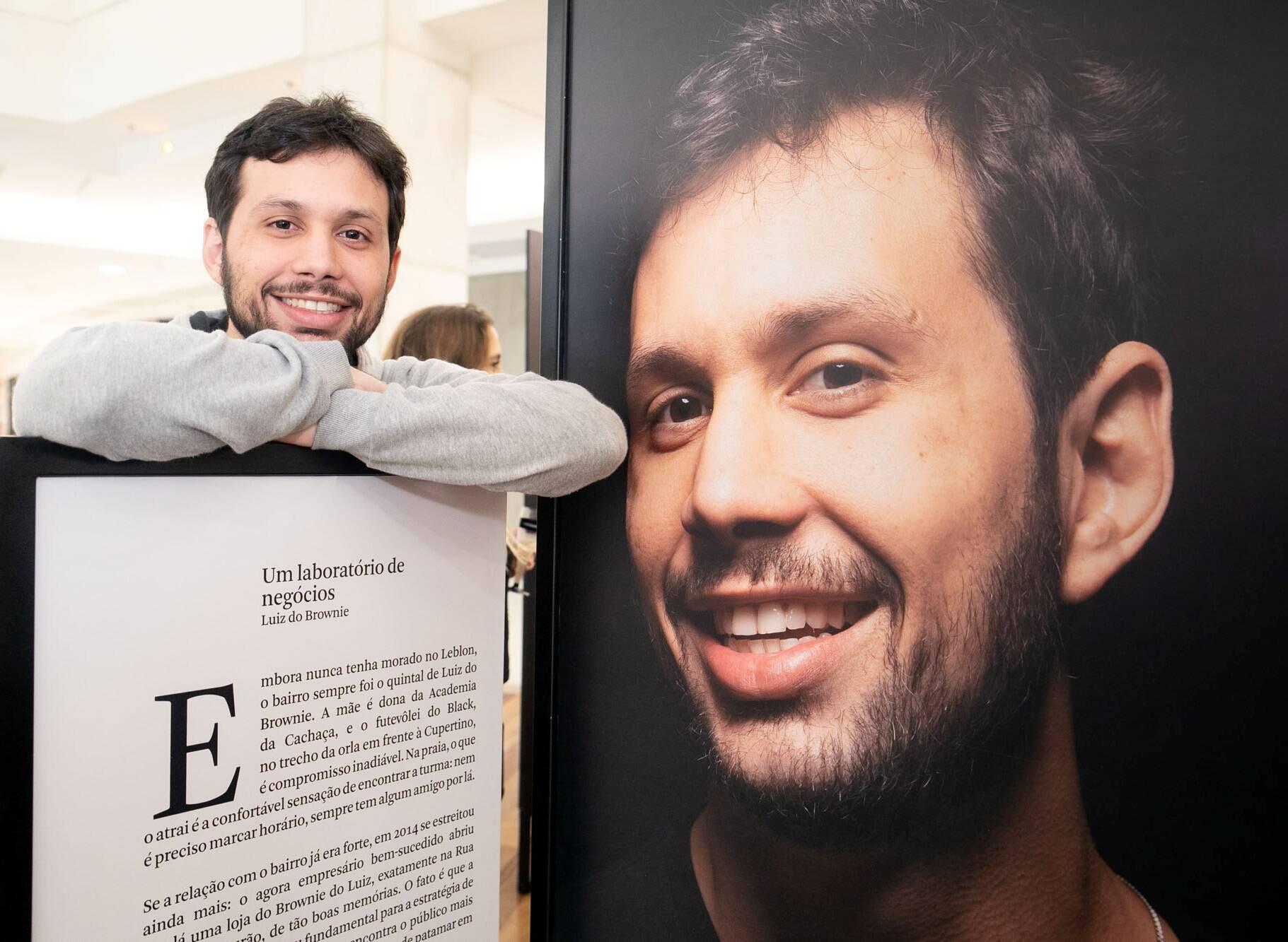 Luiz Quinderé /  Foto: Miguel Sá