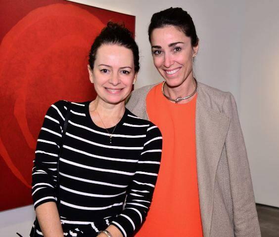 Andrea Marques e Gabriela Moraes