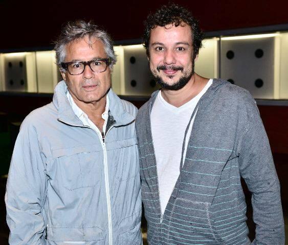 Paulo Venâncio e Floriano Romano