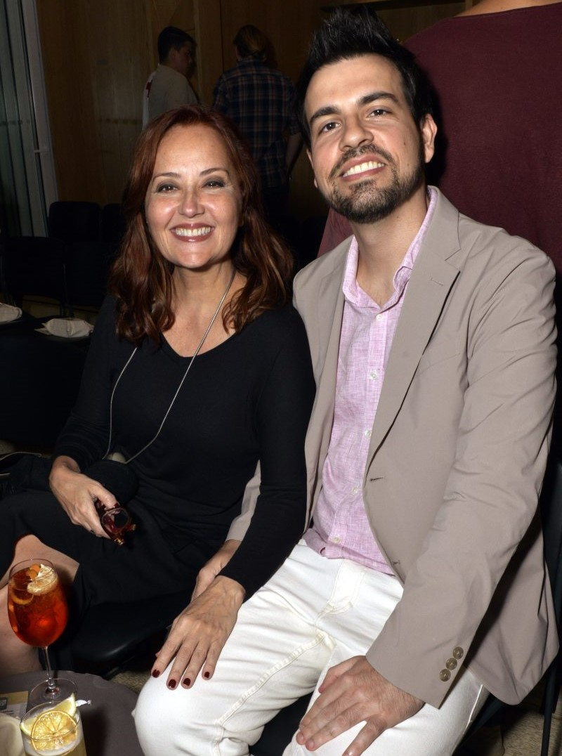 Claudia Netto e Leonardo Bruno /Foto: Cristina Granato