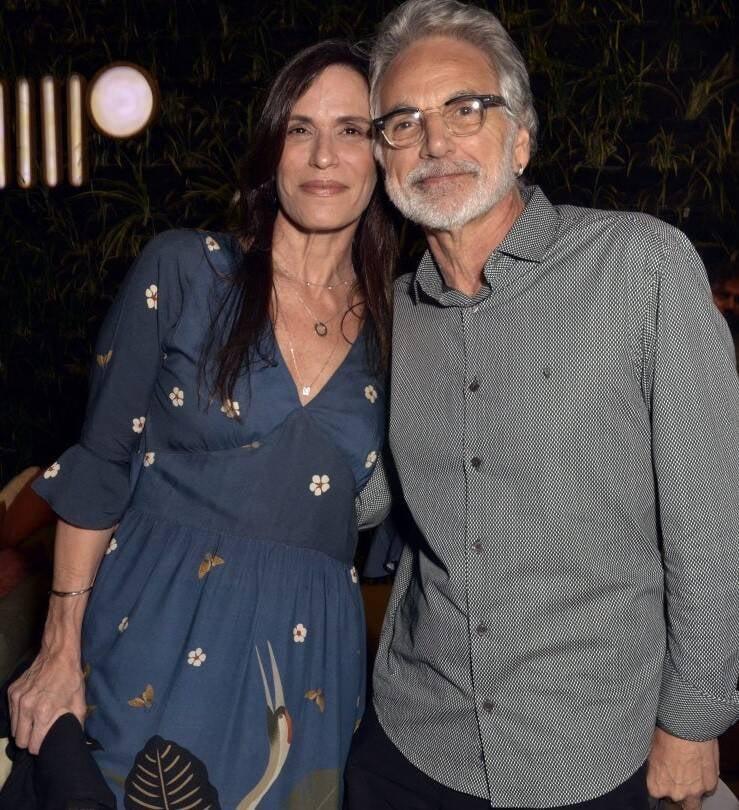 Mika Chermont de Brito e Raul Mascarenhas /Foto: Cristina Granato