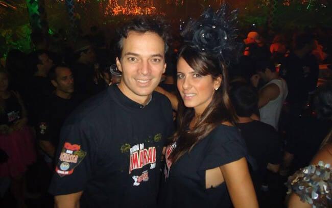 Eduardo e Daniela Carvalho